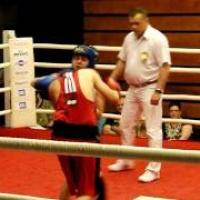 Jakub Šuda Boxing Club Broumov vs. Martin Kašpar SK Boxing Praha 21.5.2011