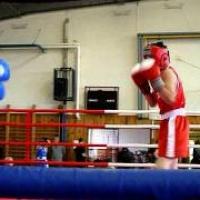 Jakub Šuda Boxing Club Broumov 44 kg VS. Plesar SAC Praga Praha 51 kg 18.6.2011