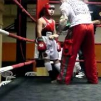 Jakub Šuda BC Broumov vs. Mihailenko SK Boxing Praha