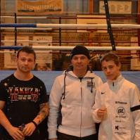 Druhá liga boxu, Trutnov 3.11.2012
