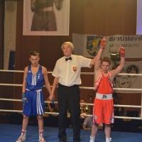 Mezinárodní turnaj boxu Malacky Slovensko 24.11.2012