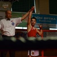 Jakub Šuda BC Broumov ČR vs. René Hejda TJ Baník Sokolov - 11.4.2013
