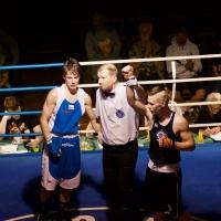 Boxer Jakub Šuda má za sebou čtyři extraligové zápasy, z toho tři vítězné.
